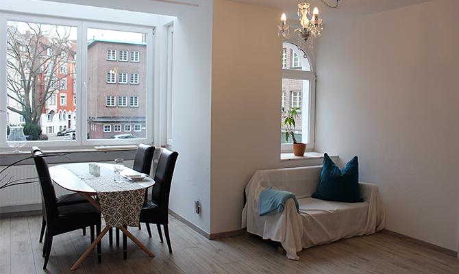 m blierte 2 zimmer wohnung apartments in stuttgart. Black Bedroom Furniture Sets. Home Design Ideas